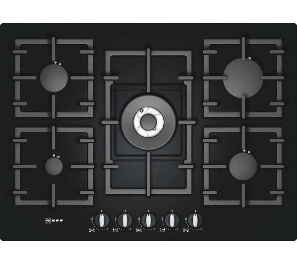 NEFF T63S46S1 Gas Hob - Black