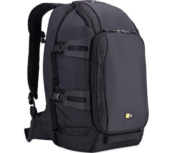 Image of CASE LOGIC DSB-101 Luminosity Medium DSLR + iPad Backpack - Black