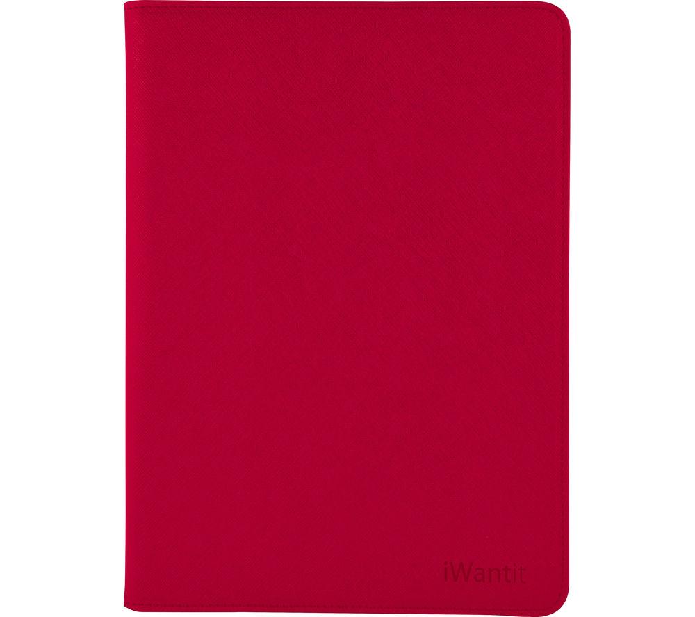IWANTIT IM3RD16 Folio iPad mini 2 & 3 Case - Red