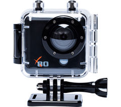 KAISER BAAS X80 Action Camcorder - Black