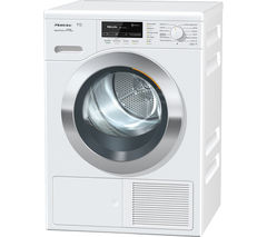 MIELE TKG840 WP Heat Pump Tumble Dryer - White