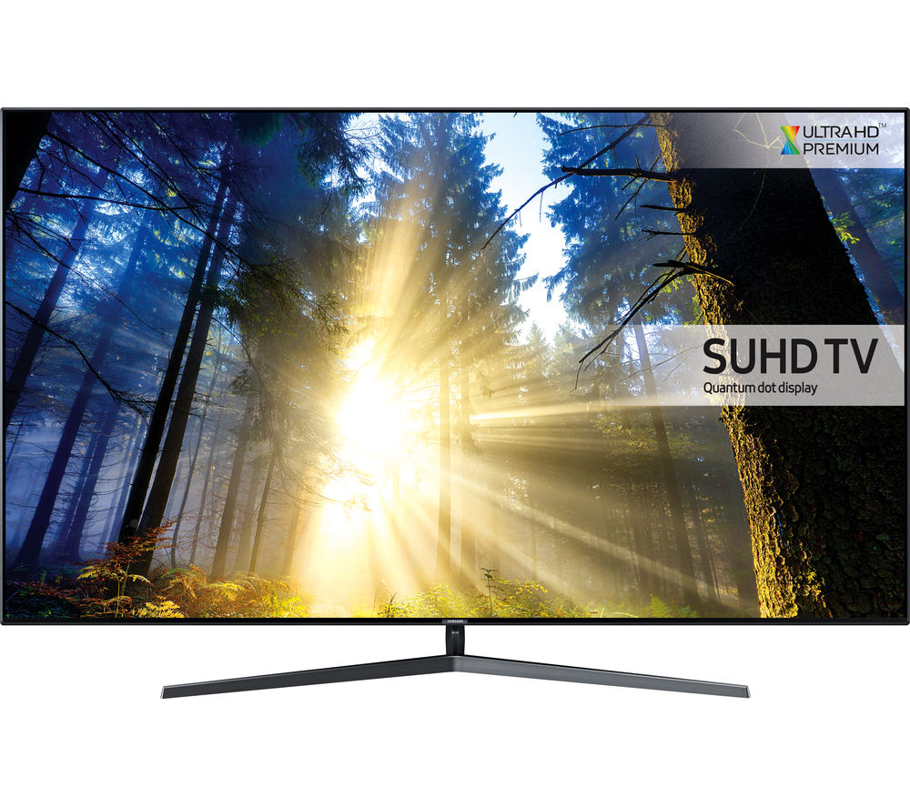 "SAMSUNG UE65KS8000 Smart 4k Ultra HD HDR 65"" LED TV"