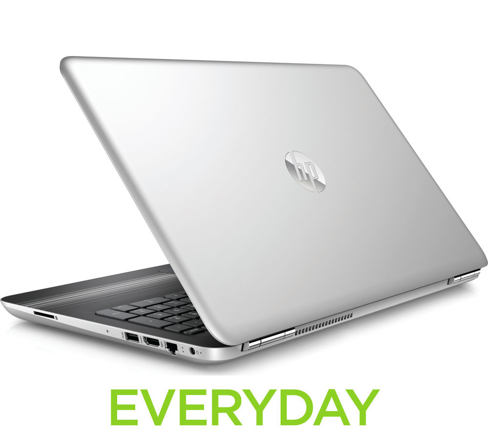 "Image of HP Pavilion 15-aw065sa 15.6"" Laptop - Silver"
