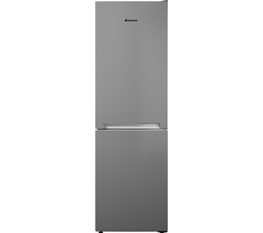 HOTPOINT LC85F1G 60/40 Fridge Freezer - Graphite