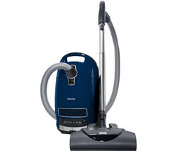 MIELE Complete C3 Electro Plus Ecoline Cylinder Vacuum Cleaner - Blue