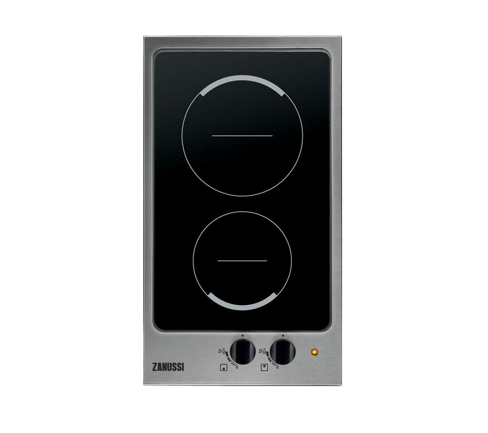 ZANUSSI  ZES3921IBA Ceramic Hob  Stainless Steel Stainless Steel
