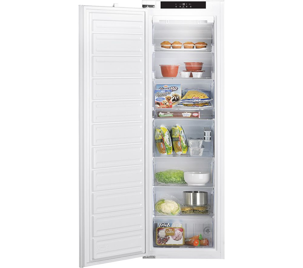 Uncategorized Currys Kitchen Appliances Uk buy hotpoint hf 1801 e f aa uk integrated tall freezer free freezer