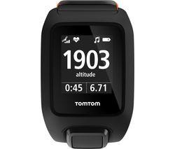 TOMTOM Adventurer Outdoor GPS Watch - Black, Universal