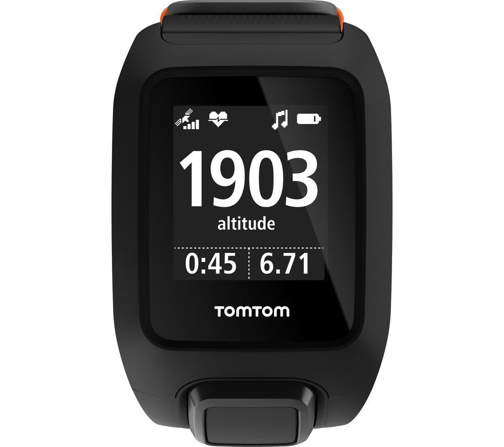 TOMTOM Adventurer Outdoor GPS Watch Review