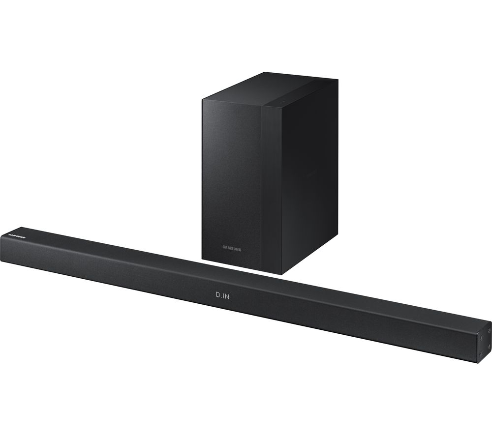 samsung hw m360 xu 2 1 wireless sound bar deals pc world. Black Bedroom Furniture Sets. Home Design Ideas