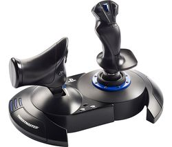 THRUSTMASTER T.Flight Hotas 4 Joystick & Throttle - Black