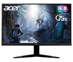 """ACER KG271B Full HD 27"""" LED Monitor - Black"""