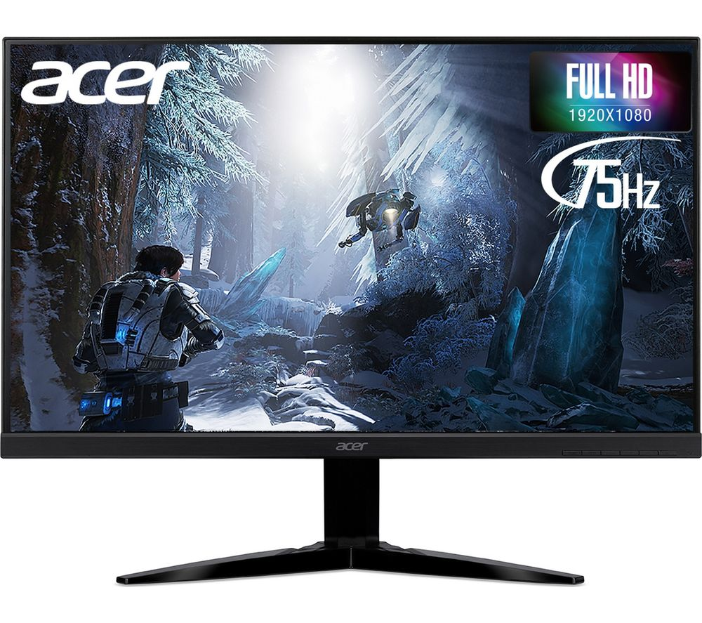 "ACER KG271B Full HD 27"" LED Monitor - Black"