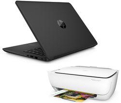 """HP 14-bp061sa 14"""" Laptop - Jet Black"""