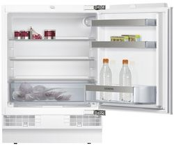 SIEMENS iQ100 KU15RA51GB Integrated Undercounter Fridge