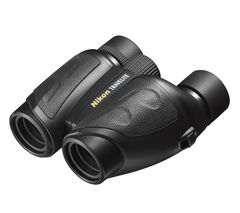 NIKON Travelite EX 8 x 25 mm Binoculars - Black