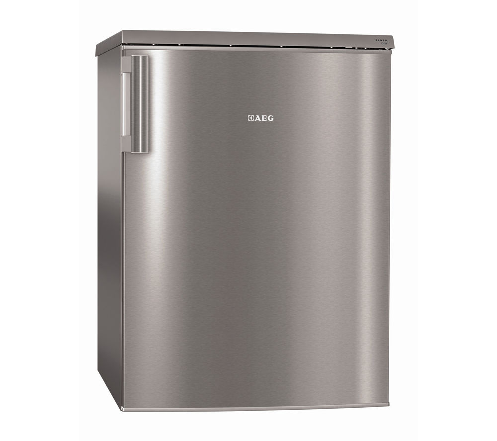 AEG S71701TSX0 Undercounter Fridge - Stainless Steel
