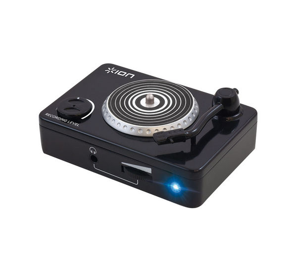 Ion Vinyl Forever Turntable
