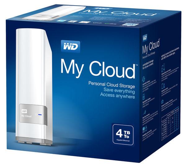 wd my cloud personal cloud storage 4 tb deals pc world. Black Bedroom Furniture Sets. Home Design Ideas
