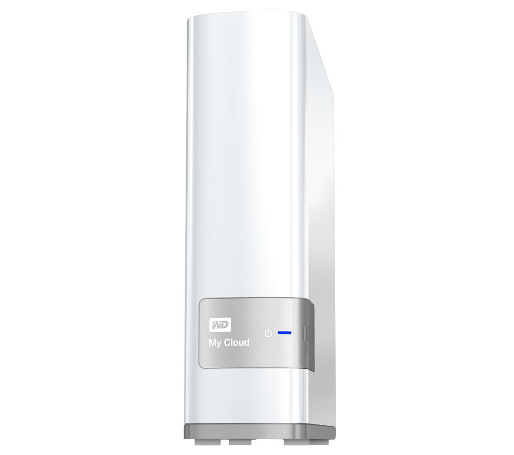 WD My Cloud Personal Cloud Storage - 4 TB