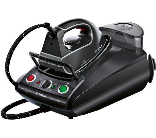 Buy Bosch Sensixx Tds3761gb Steam Generator Iron Black