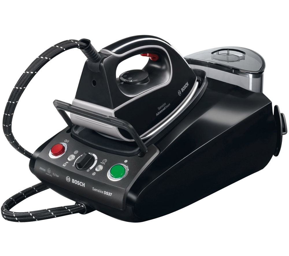 Steam Generator Iron ~ Buy bosch sensixx tds gb steam generator iron black