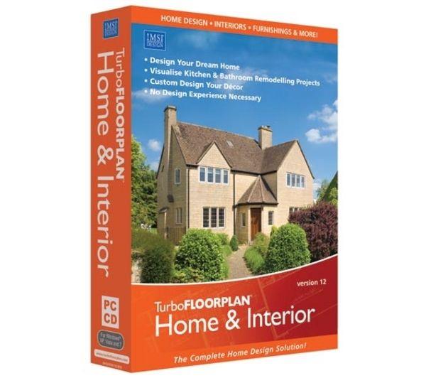 IMST DESIGN TurboFloorplan Home & Interior Version 12
