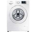 SAMSUNG ecobubble™ WF90F5E5U4W Washing Machine - White