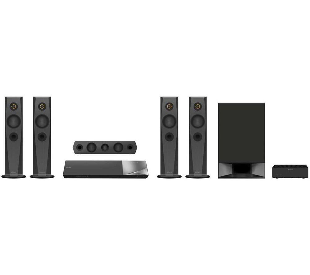 sony bdvn7200wb cek 5 1 smart 3d blu ray home cinema. Black Bedroom Furniture Sets. Home Design Ideas