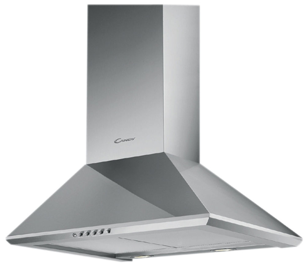 CANDY CCT685X Chimney Cooker Hood - Stainless steel