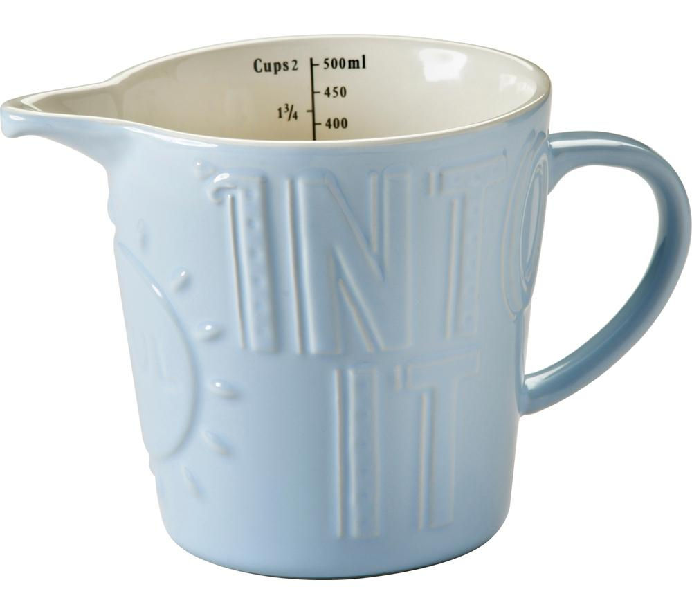 MASON CASH Bake My Day 0.5-Litre Measuring Jug - Blue