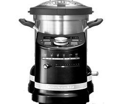 KITCHENAID Artisan Cook Processor - Onyx Black