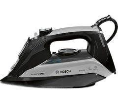 Bosch TDA5072GB 3050W Steam Iron - Black & Grey