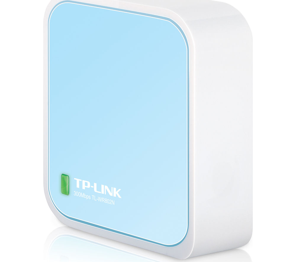 TP-LINK TL-WR802N Portable Travel Router