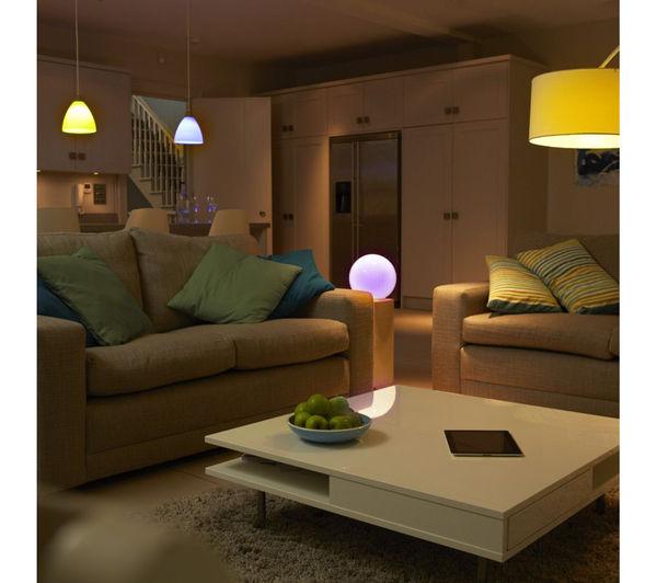 buy philips hue wireless bulbs starter kit e27 free. Black Bedroom Furniture Sets. Home Design Ideas