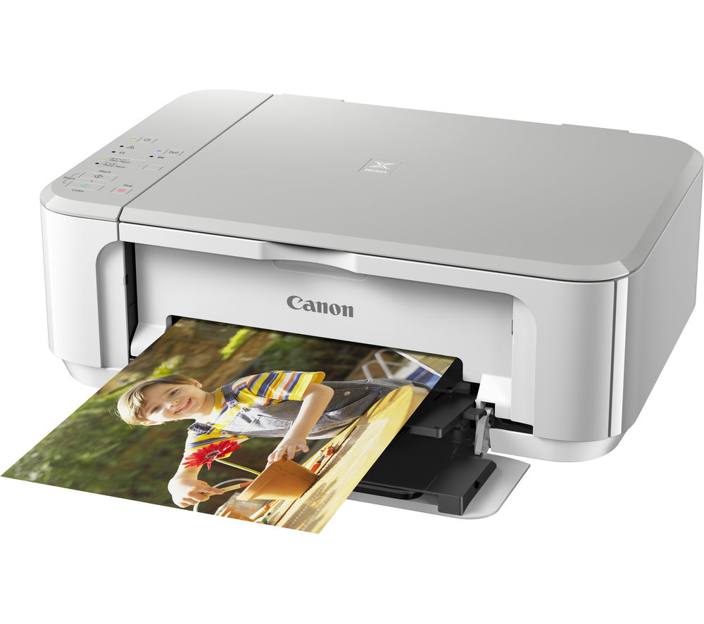 CANON  PIXMA MG3650 All-in-One Wireless Inkjet Printer +  PG-540 XL & CL-541 Black & Tri-colour Ink Cartridges - Twin Pack +  A4 Premium Black Label Paper - 500 Sheets