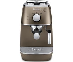 DELONGHI Distinta ECI341.BZ Coffee Machine - Bronze