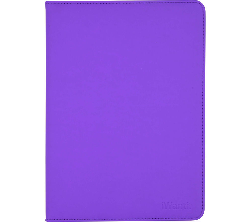 IWANTIT IA3SKPP16 iPad Air 3 Starter Kit - Purple