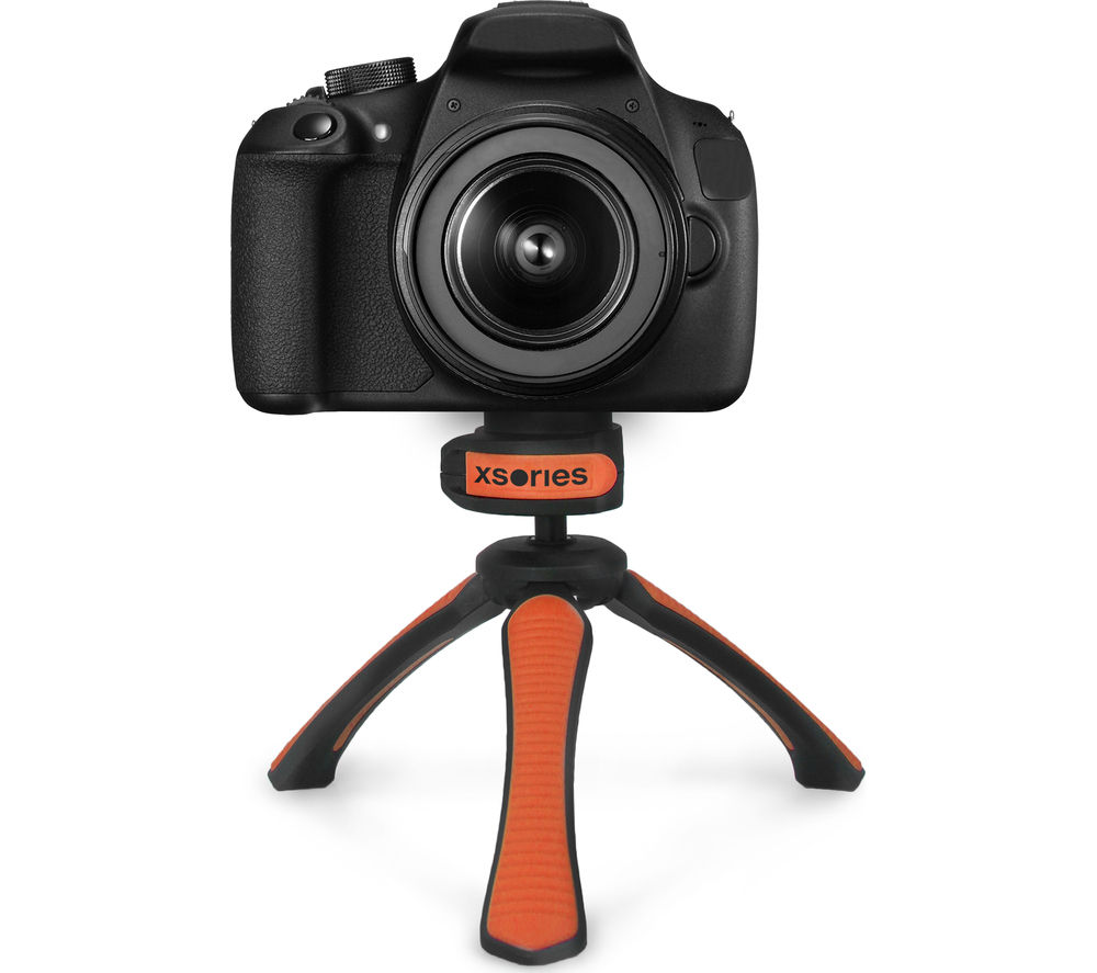 XSORIES Quickpod Dual Tripod - Orange