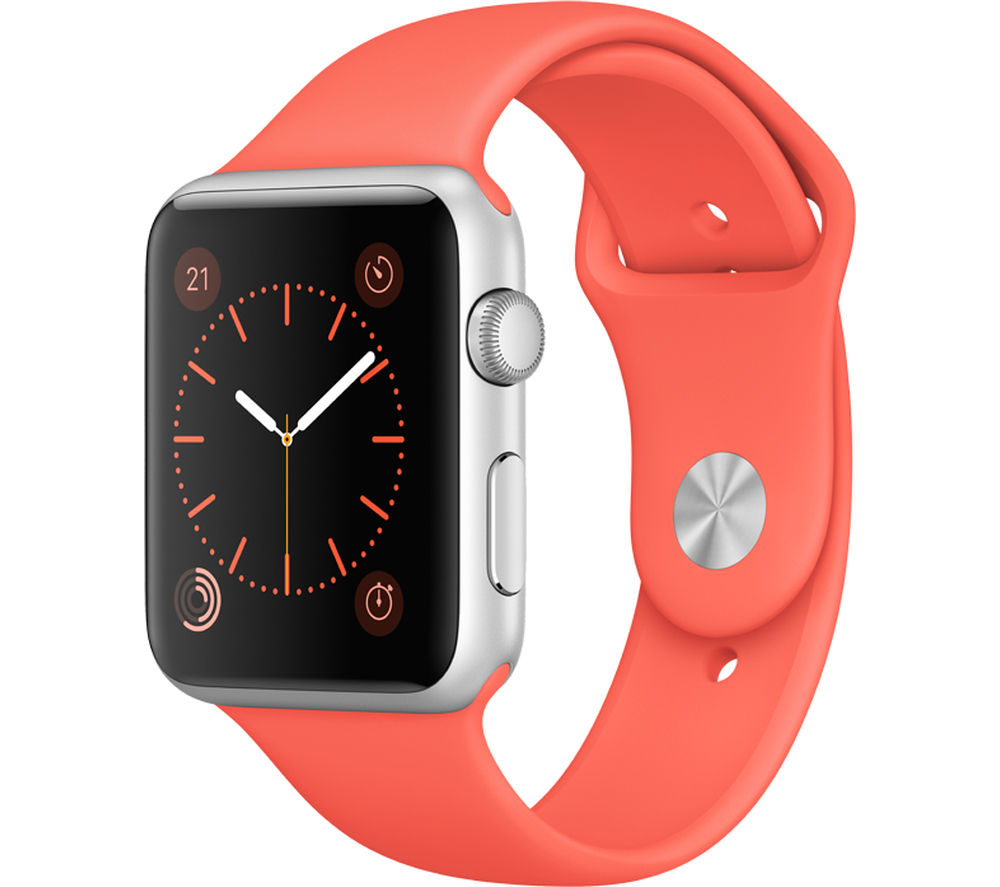Buy APPLE Watch 42 mm with Sports Band