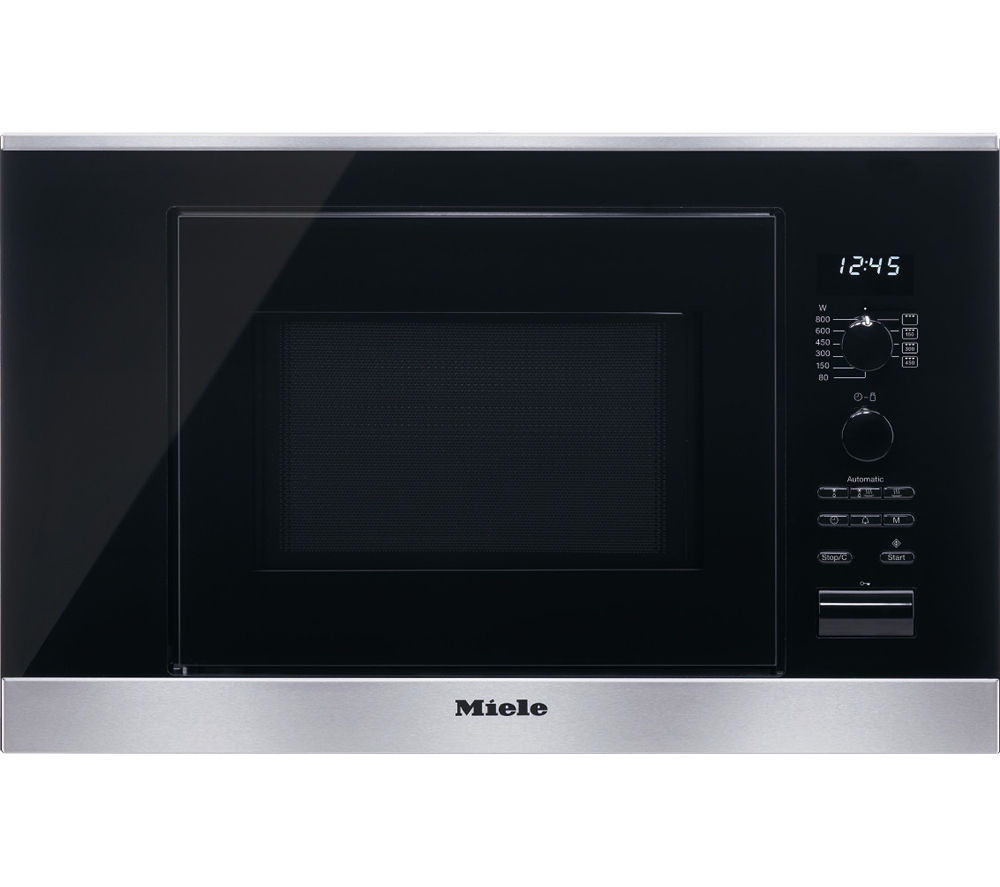 Buy Miele M6032sc Built In Microwave With Grill