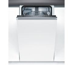 BOSCH SPV40C10GB Slimline Integrated Dishwasher