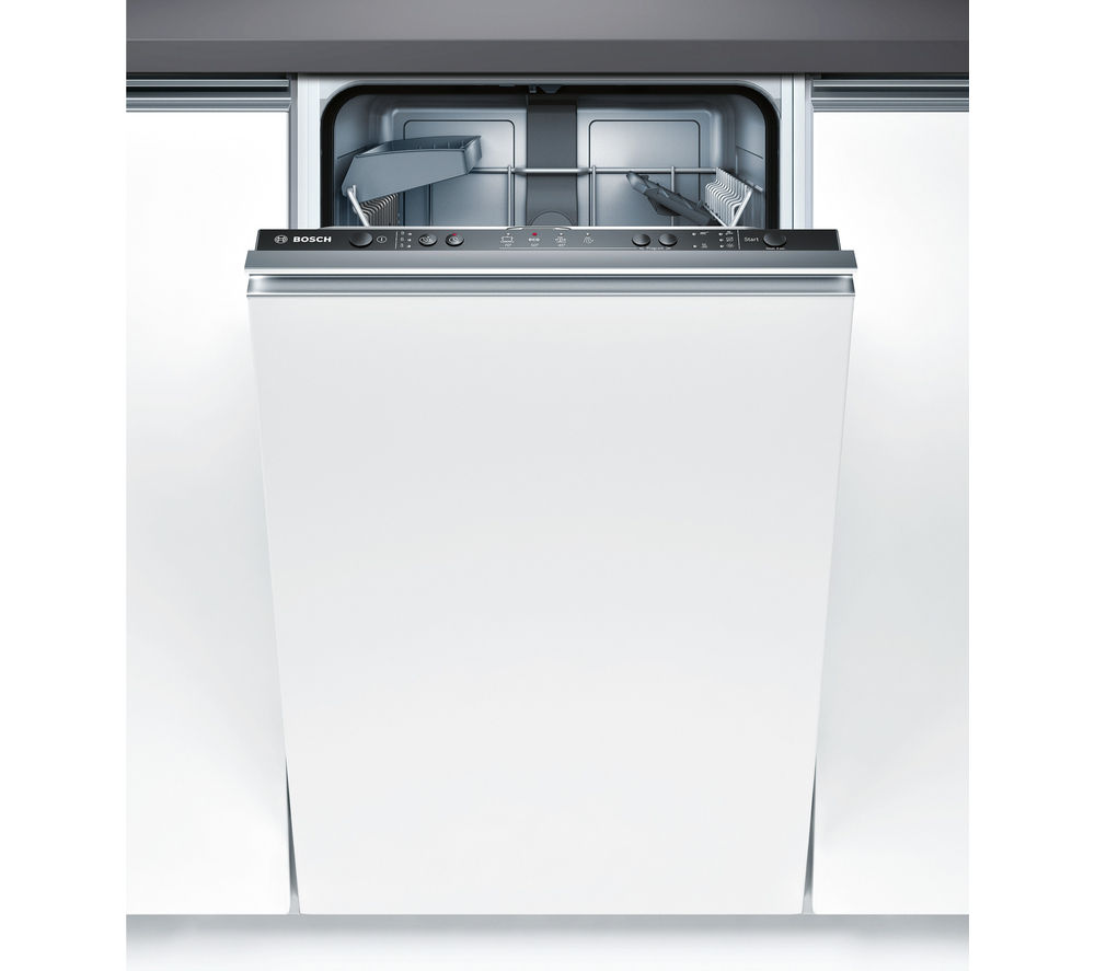 BOSCH  SPV40C10GB Slimline Integrated Dishwasher