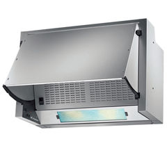 CANDY CBP612/1GR Integrated Cooker Hood - Grey