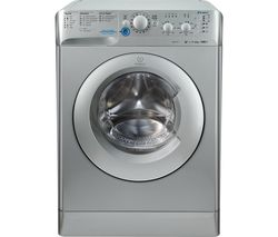 INDESIT XWSC61252S Washing Machine - Silver