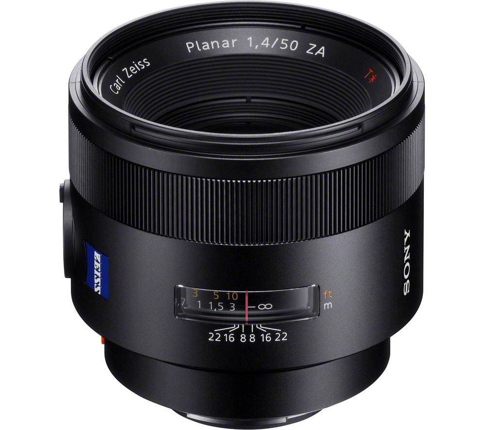 Sony SONY  Planar T* 50 mm f/1.4 ZA SSM Standard Prime Lens