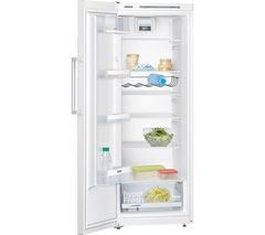 SIEMENS KS29VVW30G Tall Fridge - White