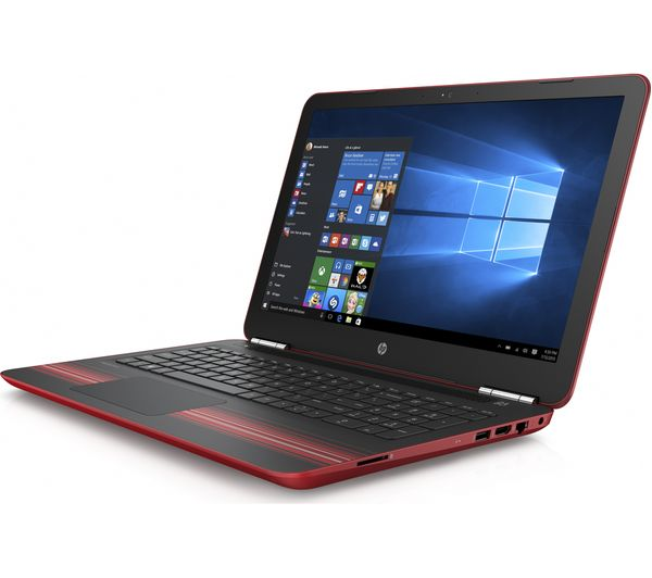buy hp pavilion 15 6 laptop with the latest 7th gen intel. Black Bedroom Furniture Sets. Home Design Ideas