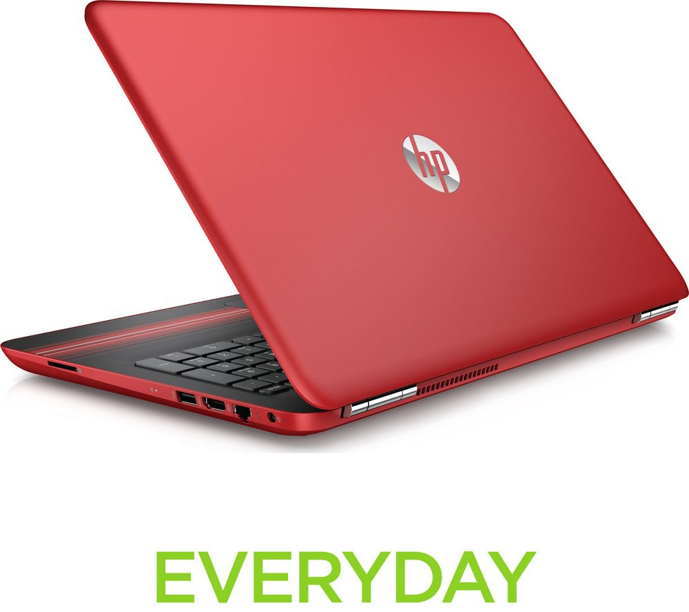 HP  Pavilion 15au191sa 15.6 Laptop  Red Red