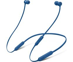 Beats X Wireless Bluetooth Headphones - Blue